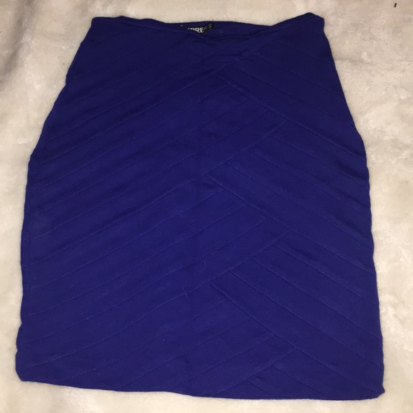 Express Dresses & Skirts - Bodycon skirt